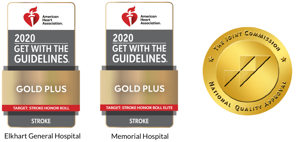 American Heart Association and Joint Commission Certifications
